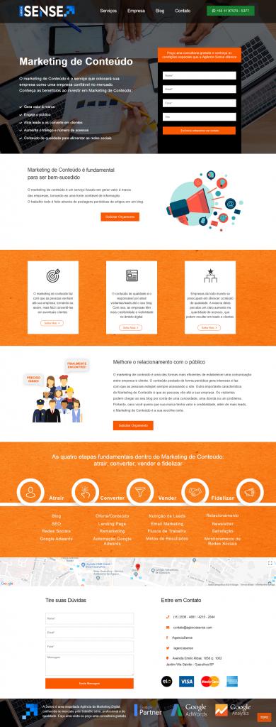 Como atrair leads e aumentar a taxa de conversão através do marketing digital